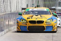 #97 Turner Motorsport BMW M6 GT3 : Michael Marsal, Markus Palttala