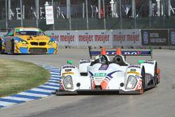 #54 CORE autosport Oreca FLM09 : Jon Bennett, Colin Braun