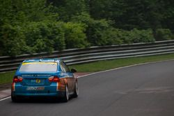 #141 Team Adrenalin Motorsport, BMW E90: Christopher Rink, Danny Brink, Gabriele Piana, Niklas Stein