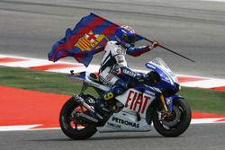 İkinci sıra Jorge Lorenzo, Yamaha Factory Racing