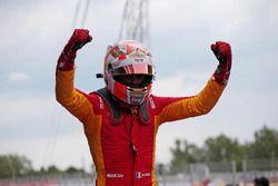 Norman Nato, Racing Engineering, vainqueur de la course