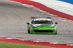 #2 Ferrari of Houston Ferrari 458: Ricardo Perez