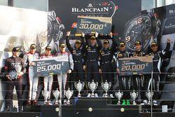 Yarış galibi #84 HTP Motorsport, Mercedes-AMG GT3: Maximilian Buhk, Dominik Baumann, Jazeman Jaafar,