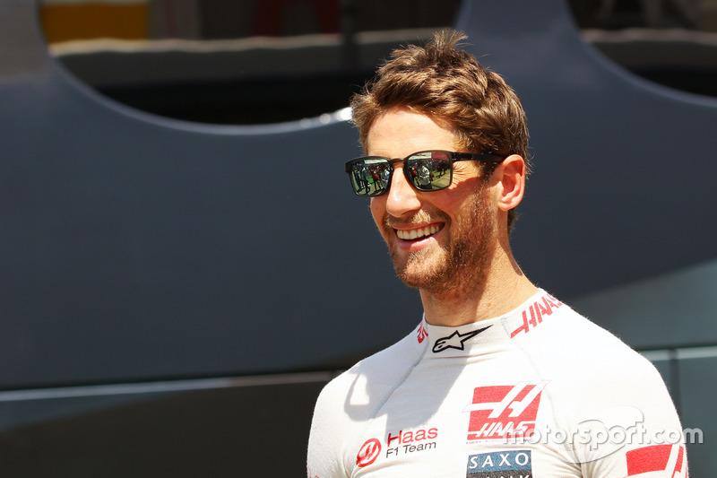 Romain Grosjean - FC Basel