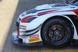 #22 Nissan GT Academy Team RJN Nissan GT-R Nismo GT3: Matthew Simmons, Romain Sarazin, Sean Walkinsh