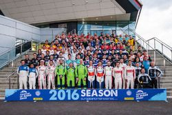 2016 ELMS drivers group photo