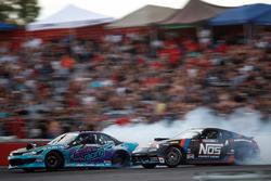 Alec Hohnadell, Nissan 240; Chris Forsberg, Nissan 370Z