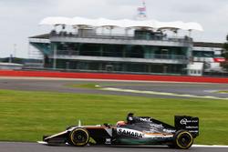 Nikita Mazepin, Sahara Force India F1 VJM09, Entwicklungsfahrer
