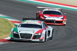 Audi R8 LMS ultra #58, Zonzini-Russo, Audi Sport Team Italia