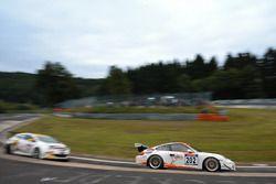 David Ackermann, Jörg Wiskirchen, Porsche GT3 Cup