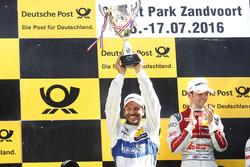 Podium : le second Gary Paffett, Mercedes-AMG Team ART, Mercedes-AMG C63 DTM