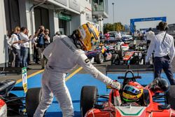 Maximilian Günther Prema Powerteam Dallara F312 - Mercedes-Benz, Lance Stroll Prema Powerteam Dallar
