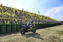 Segundo, Valentino Rossi, Yamaha Factory Racing