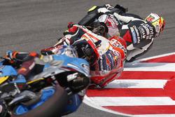 Marc Marquez, Repsol Honda Team, Xavi Fores, Avintia Racing, Jack Miller, Estrella Galicia 0,0 Marc