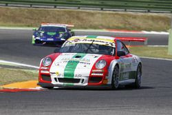 Porsche 997Cup-GTCup #156 Drive Technology, Trentin-Palazzo