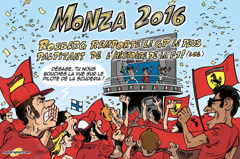 GP d'Italie - Monza 2016...