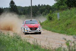 Mārtiņš Sesks, Peugeot 208 R2