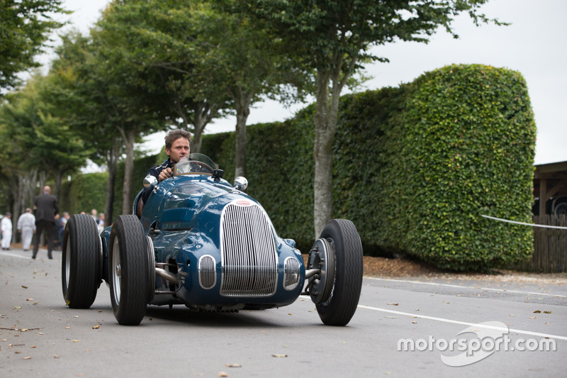 Bugatti Type 73C - 1945 - Tom Dark