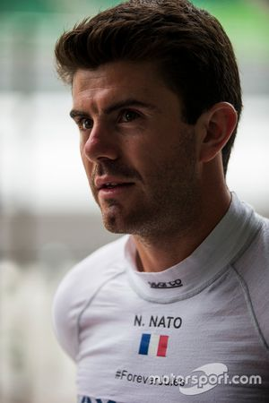 Norman Nato, Racing Engineering