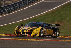 #66 JMW Motorsport, Ferrari F458 Italia: Robert Smith, Rory Butcher, Andrea Bertolini