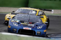 #66 Attempto Racing Team, Lamborghini Huracán GT3: Emil Lindholm, Andre Gies.