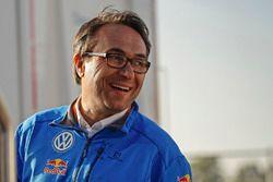 Sven Smeets, Volkswagen Motorsport Director