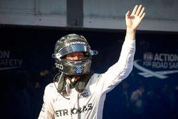 المركز الثالث نيكو روزبرغ، مرسيدس