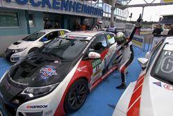 Steve Kirsch, Honda Civic TCR