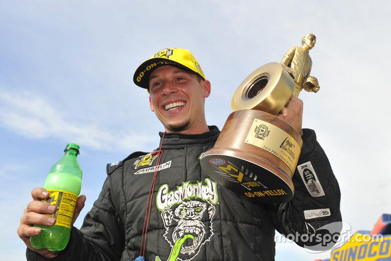 Sieger Pro Stock: Alex Laughlin