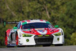 #6 Stevenson Motorsports Audi R8 LMS GT3: Andrew Davis, Robin Liddell, Mike Skeen