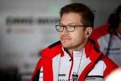 Andreas Seidl, director de Porsche Team