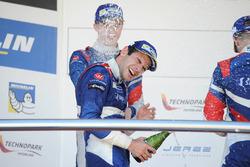 Podium : 1er Matevos Isaakyan, SMP Racing; 2e Egor Orudzhev, Arden Motorsport; 3e Matthieu Vaxiviere, SMP Racing