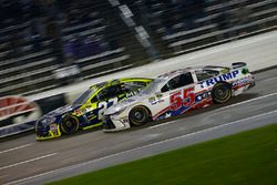 Paul Menard, Richard Childress Racing Chevrolet, Reed Sorenson, Premium Motorsports Chevrolet