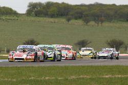 Facundo Ardusso, JP Racing Dodge, Nicolas Gonzalez, AP Competicion Torino, Juan Pablo Gianini, JPG R