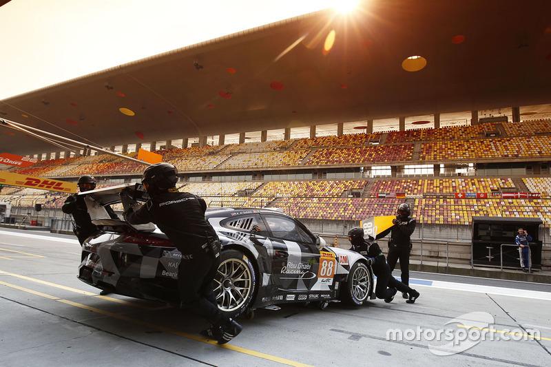 4. LMGTE-Am: #88 Proton Racing, Porsche 911 RSR