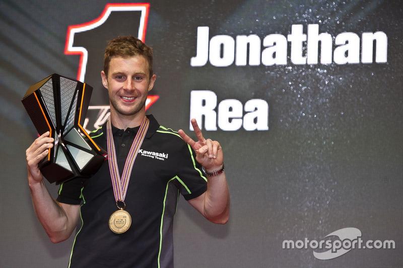 Jonathan Rea, campeón del mundial de superbikes (WorldSBK) 2016