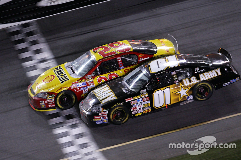 2007, Daytona 500: Kevin Harvick (Childress-Chevrolet)