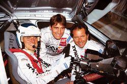 Roland Asch, Mercedes, met Bernd Schneider en Klaus Ludwig