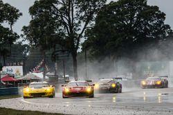 #3 Corvette Racing Chevrolet Corvette C7.R: Antonio Garcia, Jan Magnussen, Mike Rockenfeller, #62 Ri
