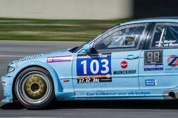 #103 JR Motorsport BMW M3 F80 Endurance: Daan Meijer, Eric vd Munckhof