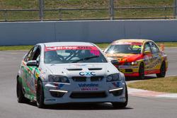 Tony Virag, Jeremy Gray, Warren Millett, Holden VE-HSV GTS