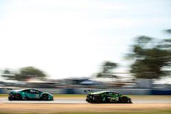 #28 Konrad Motorsport Lamborghini Huracan GT3: Terry Borcheller, Christopher Brück, Franz Konrad, Jo