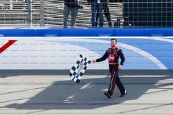 Ganador de la carrera Austin Dillon, Richard Childress Racing Chevrolet