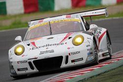 #33 Excellence Porsche Team KTR Porsche 911 GT3-R: Naoya Yamano, Yuya Sakamoto