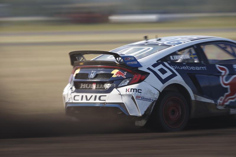 Kevin Eriksson, Honda