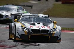 #99 Rowe Racing, BMW M6 GT3: Philipp Eng, Alexander Sims