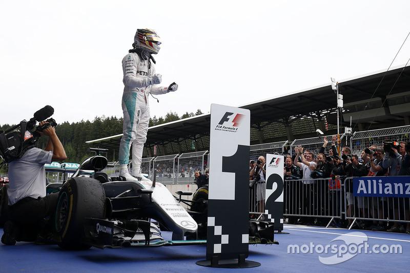 GP da Áustria de 2016