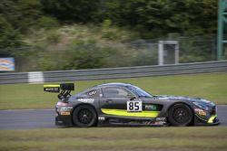 #85 HTP Motorsport Mercedes-AMG GT3: Clemens Schmid, Jazeman Jaafar