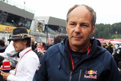 Gerhard Berger, sur la grille