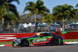 Scott Taylor Motorsport, Mercedes-AMG GT3, Craig Baird und Scott Taylor
